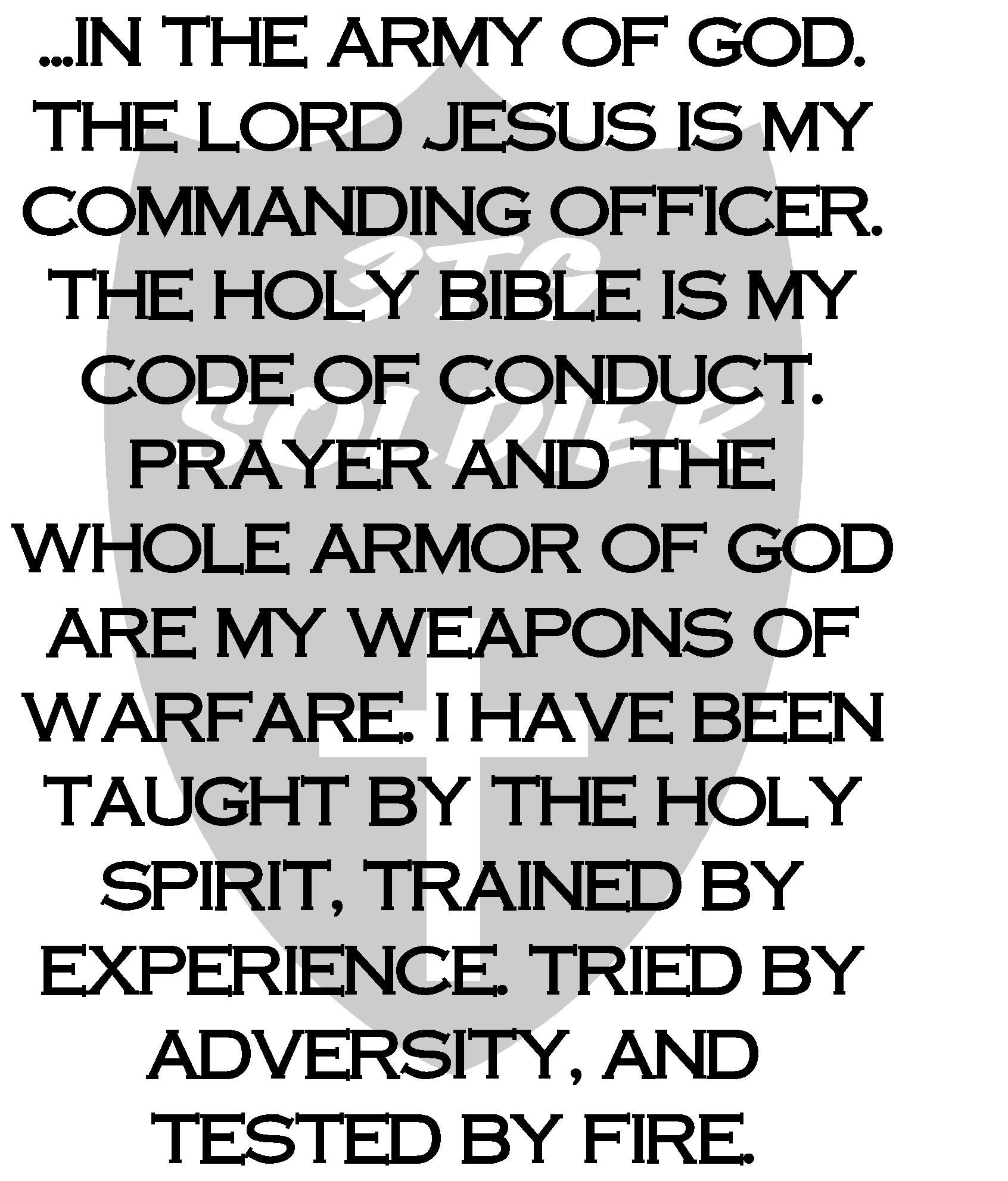 christian_soldier_1 | Prayer Forces