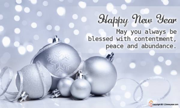 A HAPPY NEW YEAR 2013